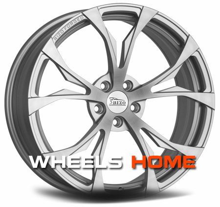 Forged wheels for Audi, Auto wheels, China forged wheels, Monoblock