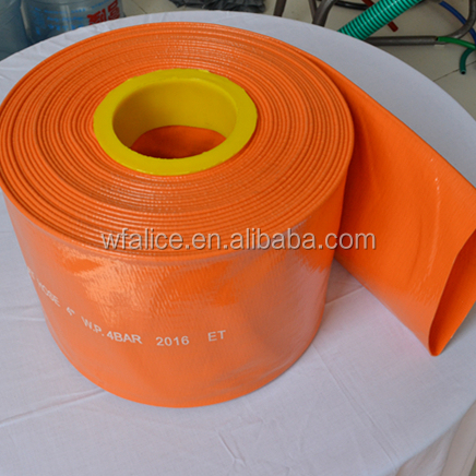 PVC Flexible Lay flat Farm Irrigation Water Pump Drain Duct Hose