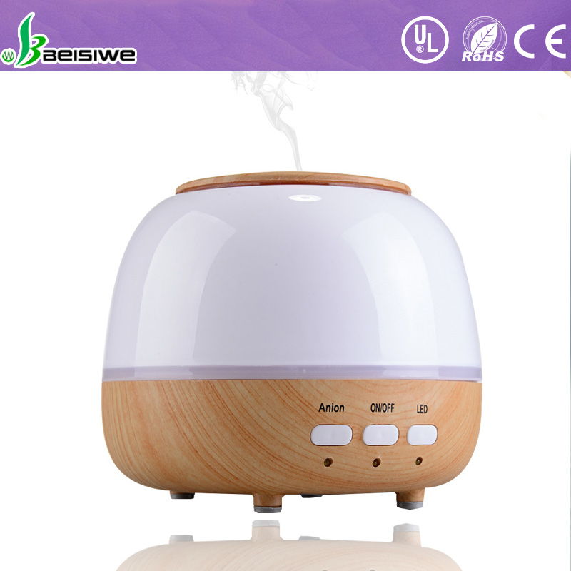 Essential Oil Diffusers Ultrasonic Humidifier Portable Aromatherapy Diffuser with Cool Mist and Colour Changing