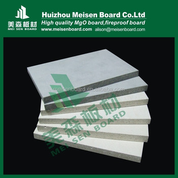 High cost-effective MGO Exterior Wall board