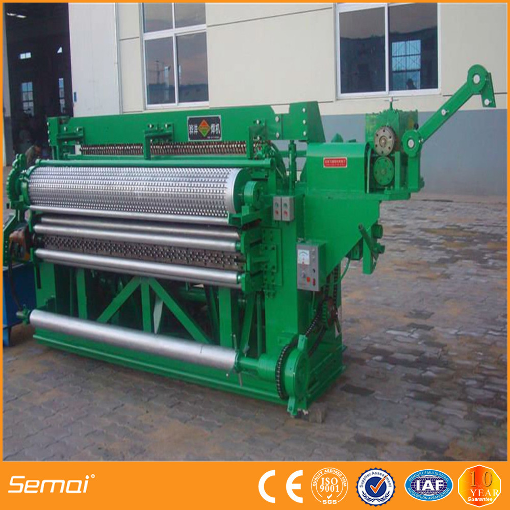 high quailty construction Machine steel Wire Mesh Spot Welding Machine Factory