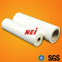 Soft Touch Thermal Lamination Film,for offset printing, silk effect,only matt,35mic