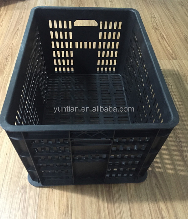 for fruit storage Large Capacity Plastic Agricultural Crate