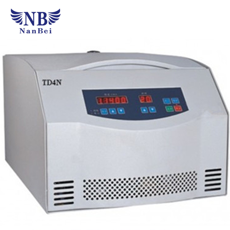 China manufacturer floor type lab centrifuge 80-2b