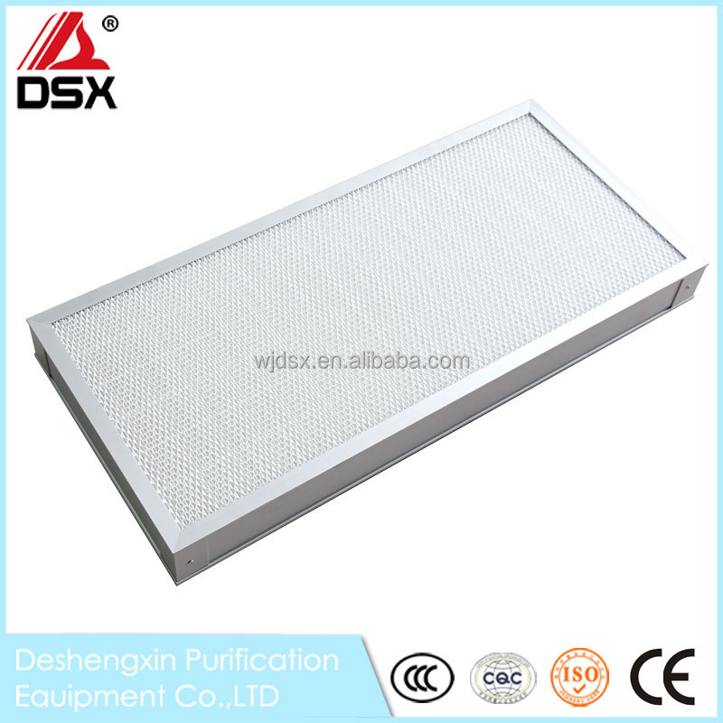 H13 air filter element filter leaf