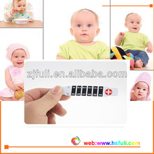 fever scan strip thermometer