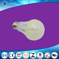 Trade assurance 4W 6W 8w 10W high lumen mcob led bulb/360 degree led lamp e27 bulb