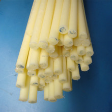 high quality PA66 rod plastic rod casting nylon bar PA6 rod