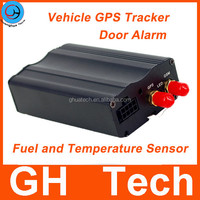 GH GPS tracker remotely shutdown vehicle GPS tracker fuel sensor support ACC /DOOR /FUEL alarm G-T006