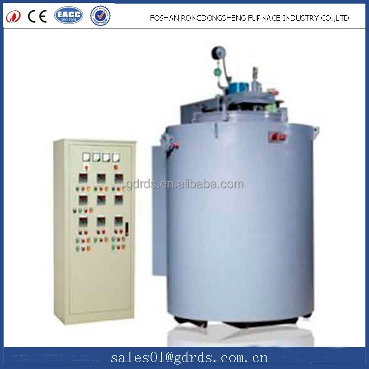 Low carbon steel inert gas carburizing furnace price