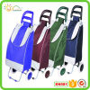 Steel hand trolley multifunctional travel bag on wheels
