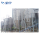 poultry feed galvanized storage silo chicken feed silo