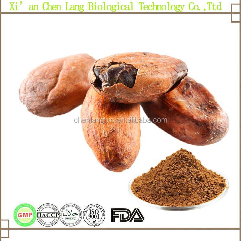 Gold Manufacturer Hot Sale Brands of Raw Alkalized Cocoa Powder