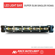 Accessoire auto 90W led trailer truck led light, LED light Bar for trucks, 4X4 Off road car LED Light Bar