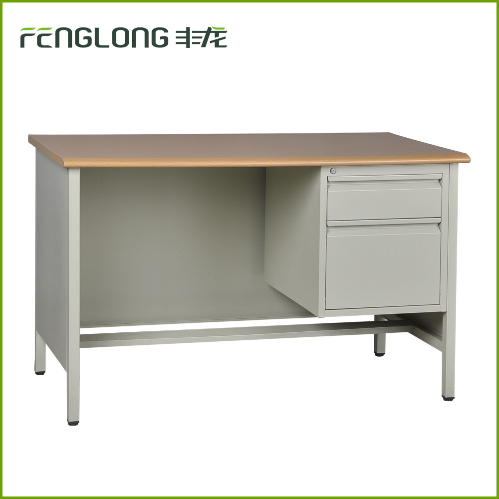 Industrial steel furniture prices wooden top metal body for Cheap modern industrial furniture