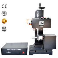 Automatic Pneumatic Engraving Marking Machine In