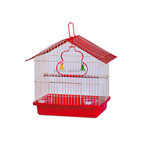 stainless steel chinese bird cage B08