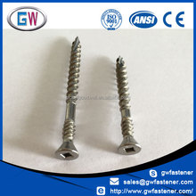 Stainless Steel Deck Screws for Composites
