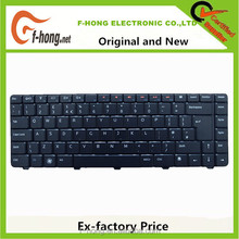 Genuine Original New UK Laptop Keyboard For DELL 14R N4010 keyboard replacement