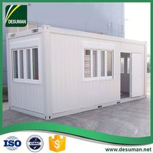 DESUMAN factory custom good quality fire proof 1 bedroom container design
