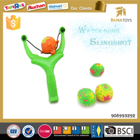 New sport toys toy slingshot with water ball