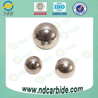ground and polished tungsten carbide ball with very small diameter
