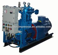 used dental air compressor 45Kw 25Mpa Biogas Compressor
