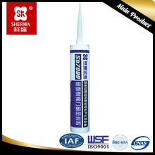 High quality products firestop silicone sealant color grey