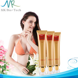 Chinese papaya herbal extracts tight and whitening breast cream
