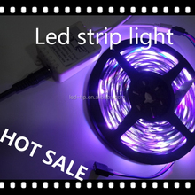 Fashionable patterns & addressable 5050 smd rgb led strip ws2801