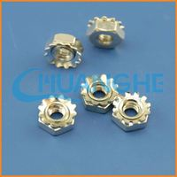 alibaba china supplier 316 stainless steel the four corners of the nut
