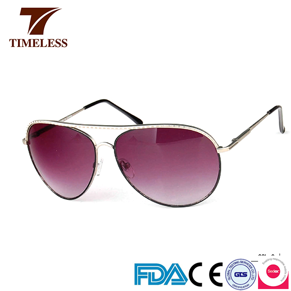 Quality-Assured New Fashion peace sunglasses