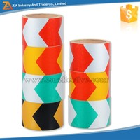 3m Reflective CHEVRON Hazard Warning Tape with Adhesive Style