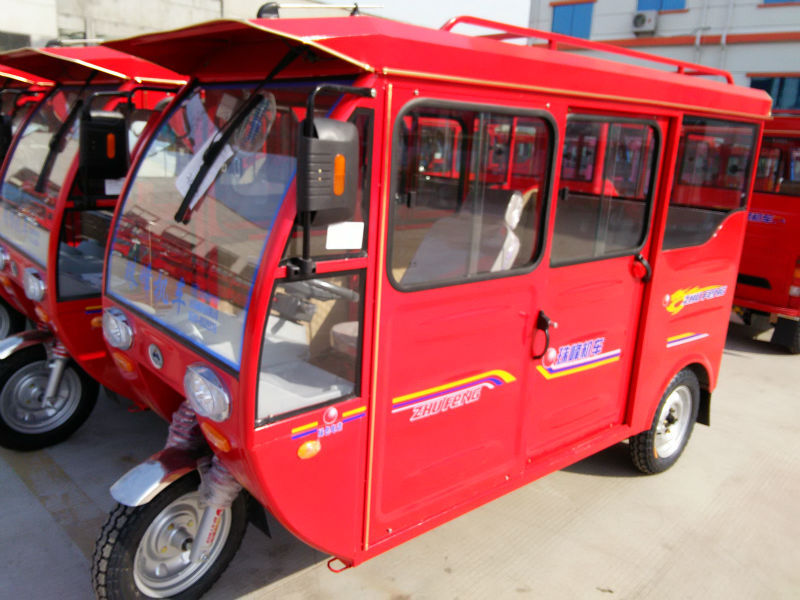 Manufacturer cheaper electric/gasoline cargo truck tricycle