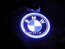 car parts accessories ghost shadow light car racing for BMW