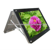 High quality full hd 22 inch bus lcd media advertising player