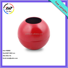 new style Christmas Decoration metal ball Christmas ball shape tin can Christmas gift tin ball for candy