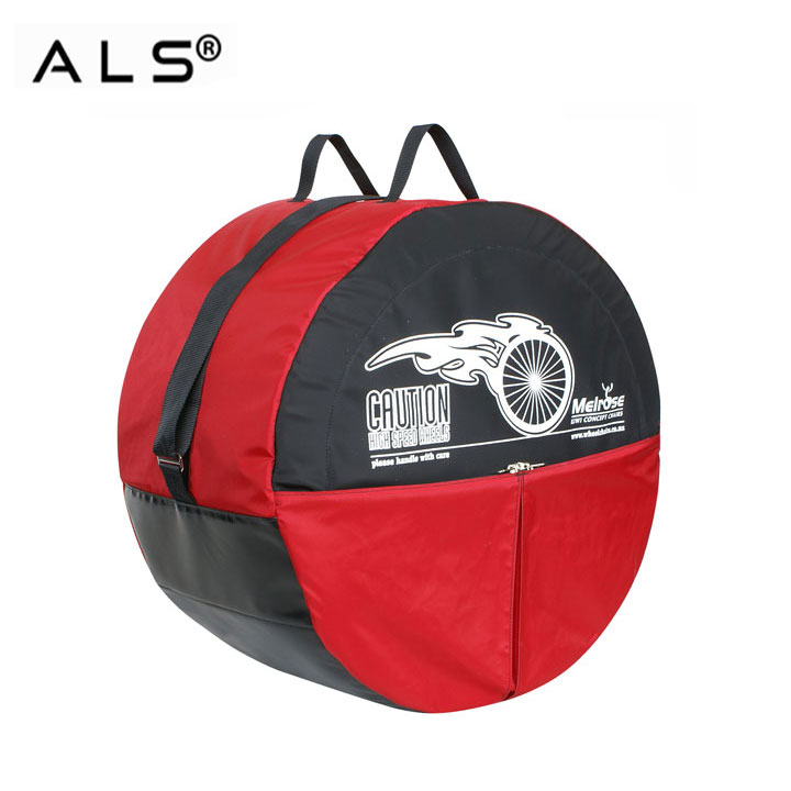 Functional hot selling for outdoor folding bicycle bag bag for wheel