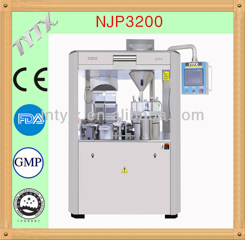 NJP3200 Automatic capsule filling machine