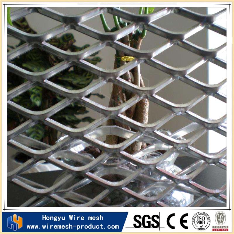 HongYu diamond mesh fence wire fencing with CE certificate