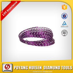 Low Cost and Waste electrical tools for cutting concrete slab diamond wire saw