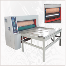 Baoyu corrugated cardboard rotary paperboard cutting machine
