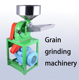 2017 hot new products safety corn mill machine for sale ghana with price household