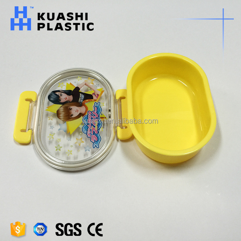 Plastic Type and Food Use plastic storage lunch box