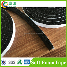 Weather Stripping Very Soft Foam Tape for Wall Window Door Sealing Stick