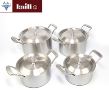 Hot Sale Stainless Steel Soup Pot Cookware for Commercial Use