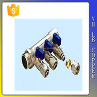 (2C-JE430)New Products Brass Manifold,Brass Fitting