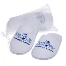 High Quality Disposable Hotel Slippers With Logo