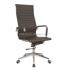 High quality cheap office chair executive metal frame for work