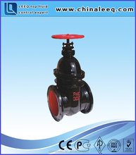 Industrial Applications Cast Steel Gate Valve PN16